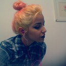 an update of my pink hair