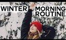 Winter Morning Routine 2017 | Alexa Losey