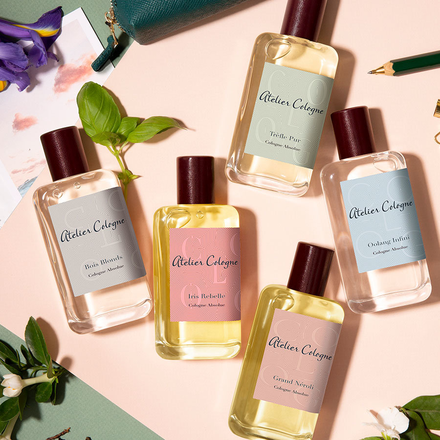 Atelier Cologne: Clean Musks