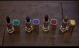 Dolce & Gabbana Lipstick (Sicilian Jewels Collection)