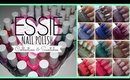 Essie Nail Polish Collection and Swatches