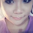 overall smokey eyes :)