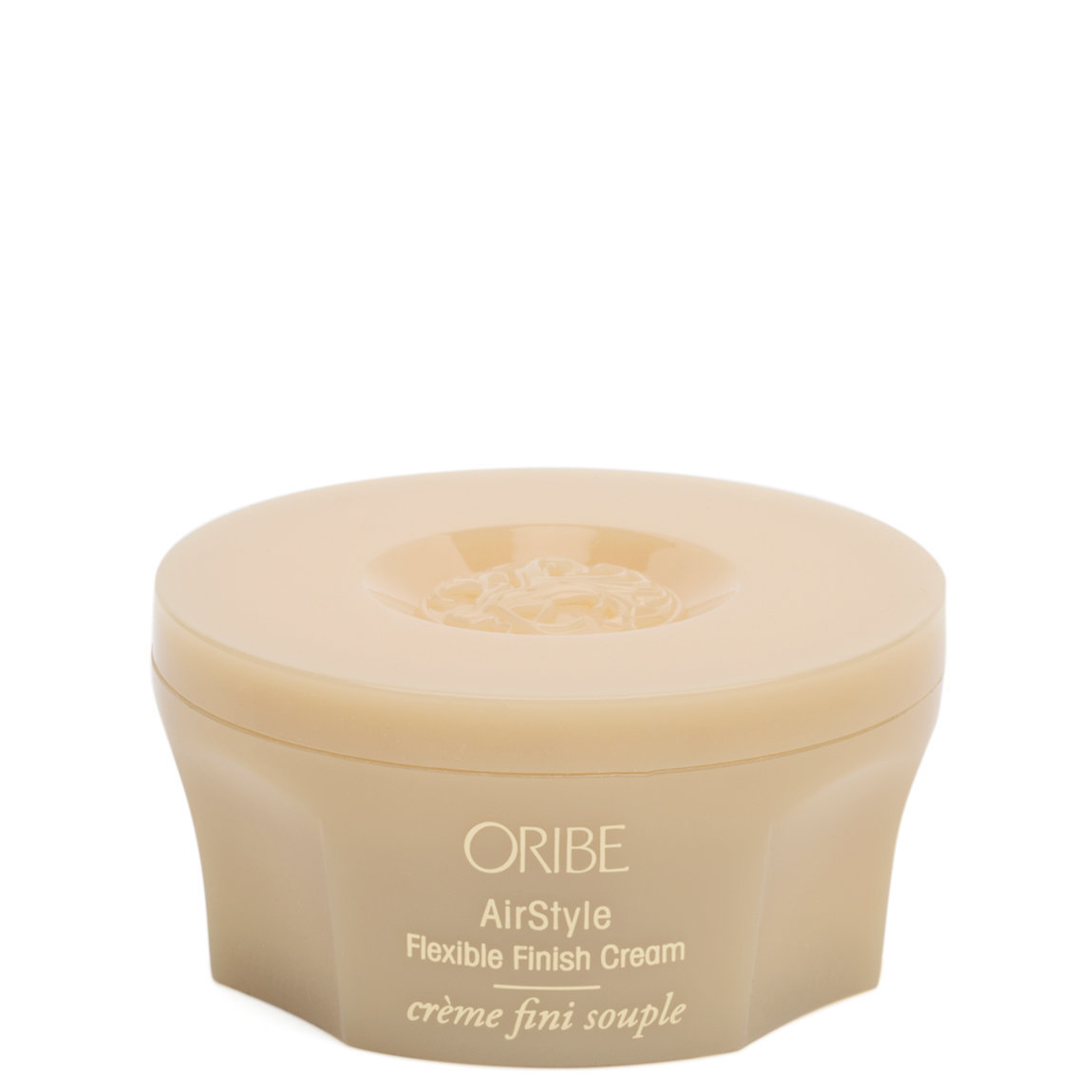 Oribe Airstyle Flexible Finish Cream product smear.