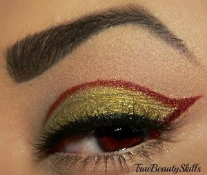 Makeup geek- poison eyeliner Makeup geek- liquid gold
