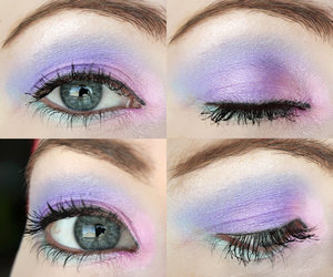 Created using the BH Cosmetics Eyes on the 80s palette.