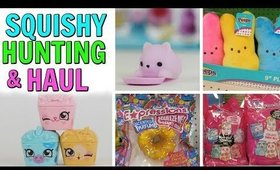 SQUISHY HUNTING VLOG AND HAUL! TOYS R US SQUISHIES TOYS AND MORE!