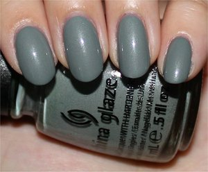 See more swatches & my review here: http://www.swatchandlearn.com/china-glaze-elephant-walk-swatches-review/