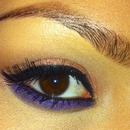 Purple lower liner