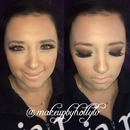 Makeup I did on a client!