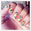 Bright floral!