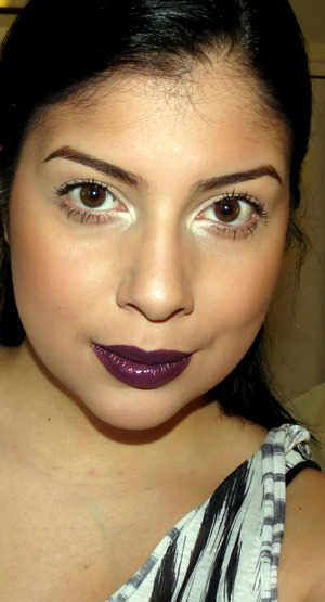 Check out my site for a step by step tutorial on how to achieve this dewy look -- www.michelenataliemua.com