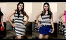 1 Dress in 4 Styles ! No stitching ! Chicnova Bodycon Dress Review By Prachi Agarwal Roadies