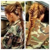 fish tail #army