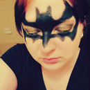 Batman inspired look 2