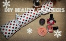 DIY Beauty Christmas Crackers