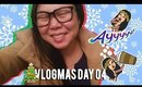 🎄 VLOGMAS DAY 04: VIDEO DIFFICULTIES, MAKING A BITMOJI | MakeupANNimal