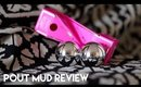 💕 FIZZY LIP Pout Mud Review | alishainc