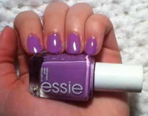 Essie's Play Date is a cute lavender color that is perfect for spring. :)