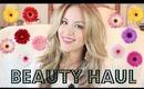 Beauty Haul : Sephora, Drugstore + More