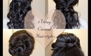 4 Simple Valentine's Day Casual Hairstyles