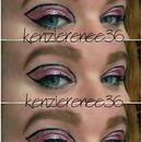 Beauty G showgirl Eye Look
