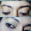 Peacock Eye Makeup Tutorial
