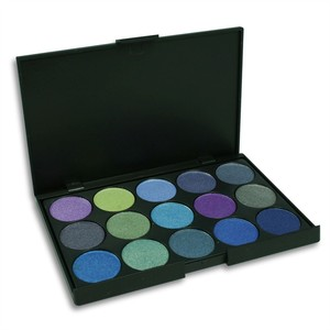 Sedona Lace 15 Ultra Shimmer Eyeshadow Palette