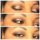 MAC Silver Fog Eye Look