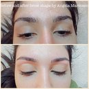 Brow shape