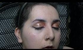 Sunset Eyes Trend - Tutorial with Sephora Jasmine Palette