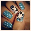 Comics nails!!!