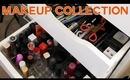 Makeup Collection & Organization 2013 | OliviaMakeupChannel