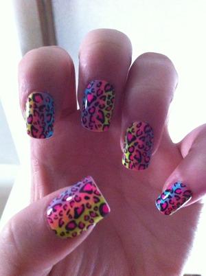 Fun pretty nails