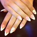 French Chanel Stiletto Nails 👠💅