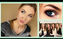 ♥ Get Ready with Me! ♥ Bronze Smokey Eye & Weekend Trip! || RachhLoves
