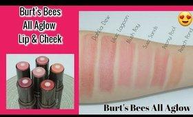 Drugstore Cream Blush | Burt's Bees 🐝 All Aglow Lip & Cheek