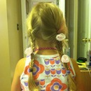 lil lady fishtail braids