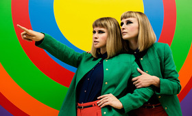 Rock This Look: The Mod Girl-Group Appeal of Lucius