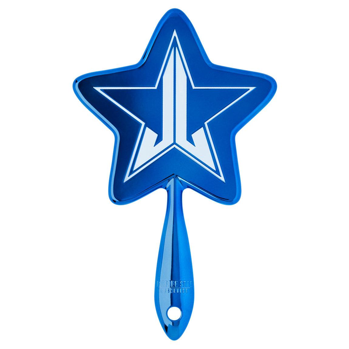 Jeffree Star Cosmetics Star Mirror Blue Chrome product swatch.