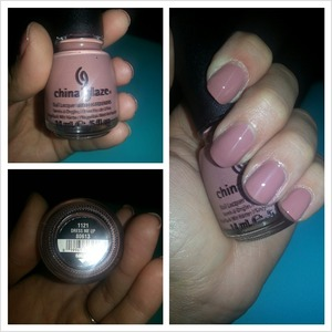 my new favorite color. dress me up (the hunger games collection) by china glaze