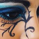 Blue Black Baroque!