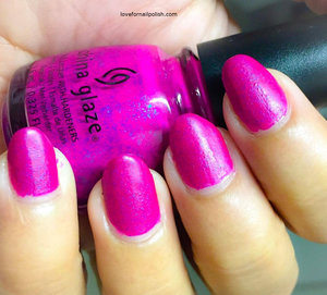 Review and more swatches http://lovefornailpolish.com/china-glaze-nail-polish-neon-flying-dragon-swatches