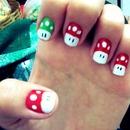 Super Mario Style