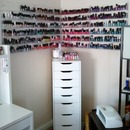 How I store and sort my polish collection!
