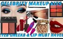 Celebrity Makeup Beauty Products for Eyes, Cheeks, Lips Part 2 #MONDAYMAKEUPCHAT - mathias4makeup