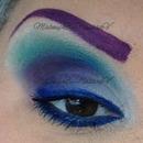 Purple Brow