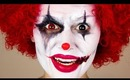 Scary Clown | Halloween Makeup