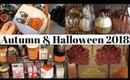 AUTUMN HOME DECOR COME SHOP WITH ME UK & WHAT'S NEW 2018