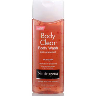 Neutrogena Pink Grapefruit Body Wash