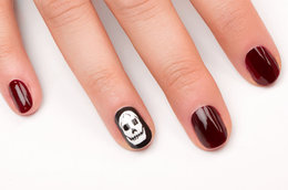 Bone-fied Nail Tutorial